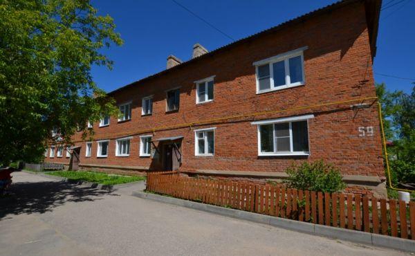 Двухкомнатная квартира в Волоколамске на ул.Широкая д.2